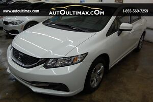 Honda Civic Sedan CIVIC-AUTO-GARANTIE FULL 2015