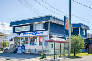 ST- Hubert, semi commercial revenue property for sale