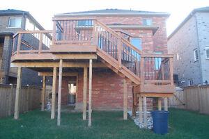 Double Garage, All Brick 2011 Built, Walkout Basement Oakville / Halton Region Toronto (GTA) image 9