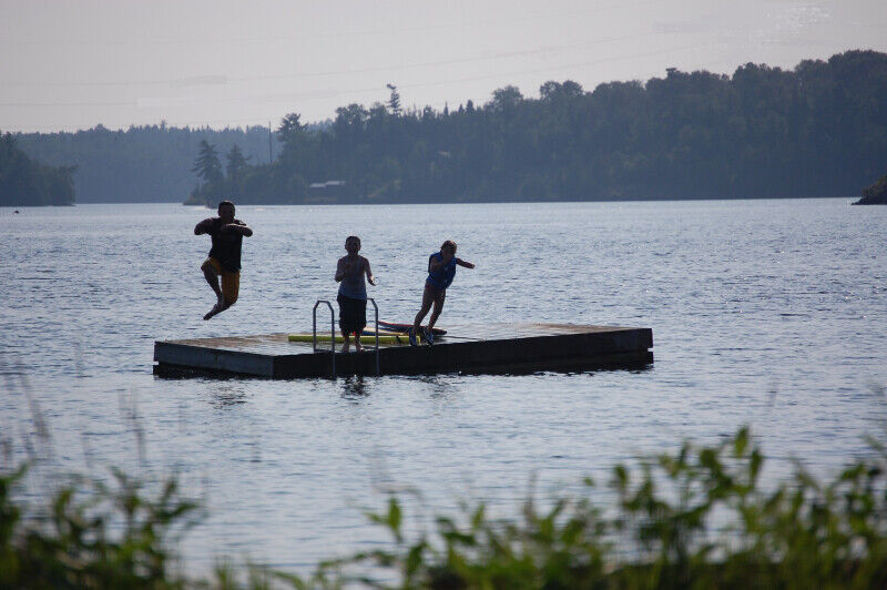 CABIN RENTAL ON LAKE OF THE WOODS, SIOUX NARROWS, KENORA, NW