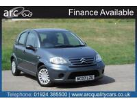 2007 Citroen C3 1.4 HDi Desire 5dr 5 door Hatchback