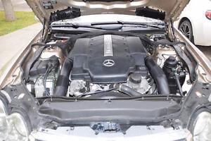 2003 Mercedes-Benz SL-Class 500 Convertible Edmonton Edmonton Area image 10