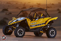 ALL NEW YAMAHA YXZ1000R SPORT Side by Side