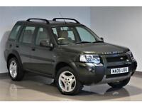 Land Rover Freelander 2.0Td4 2006 HSE- PX -SWAP - FINANCE -WARRANTY FROM £18 p/w