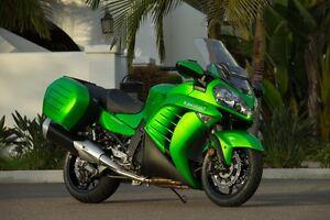 2015 Kawasaki Concours 14 ABS Touring