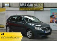 VOLKSWAGEN POLO 1.2 MATCH 70 5dr LOW MILEAGE