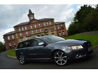 2009 Volvo V70 2.0 D 136ps R-Design Premium+FULL SERVICE HISTORY+9 STAMPS+2 KEYS