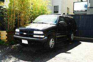 "2000 Chevrolet Blazer (Millennium Edition) - Selling ""As is"""