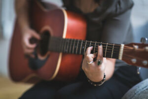 In Home Guitar Lessons In Scarborough with Silver Strings Music