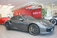 Porsche 911 991 Turbo S Lift, ACC, Keyless, TV,Burmester