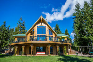 65 Furlong Road, Enderby- Fabulous Custom Built Home!
