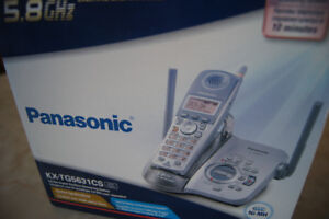 Panasonic Cordless Home Phone KX-TG5631CS