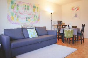 Fully furnished apartment - all inclusive - 5 min on foot HEC