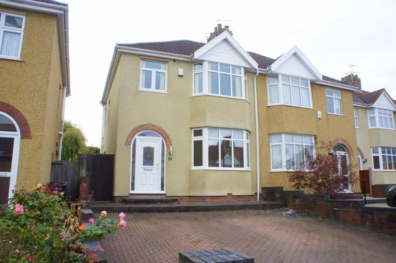 3 bedroom house in Millward Grove, Fishponds, Bristol, BS16 5AJ