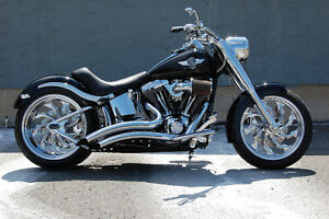 ONE OFF Custom Harley Davidson ' Fat Boy '