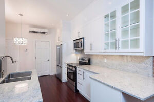Luxurious upscale apartment in Outremont