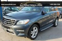 Mercedes-benz M-Class 4MATIC ML350 BlueTEC 2012