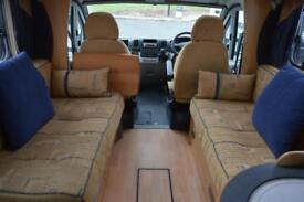 2007 ACE AIRSTREAM 630EW MOTORHOME FIAT DUCATO 2.2 DIESEL 5 SPEED MANUAL GEARBOX
