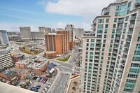 Downtown, Byward Market, 2BR 2Bath Plus Den Condo