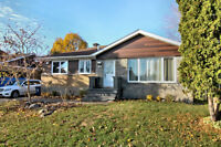 Bungalow Laval, Autoroute 15-440, Occupation flexible!