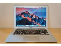 Apple Macbook Air 13, 2015/core i5 1.6/4GB/256GB - excellent condition
