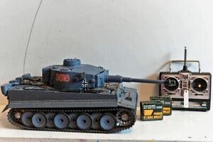 RC Tank 1/16 Tiger I