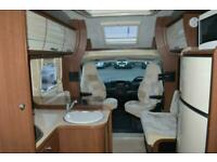 2012 CI S LINE 670 MOTORHOME CAMPERVAN FIAT DUCATO 2.3 DIESEL 130 BHP 6 SPEED MA