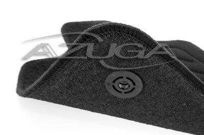 Velours-Fußmatten für Ford Fiesta ab 102008-62017 Automatten Autoteppiche