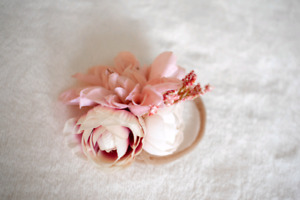 Baby girl headbands newborn photography baby girl clothes