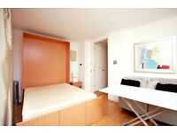 ***Modern 1 Bedroom Studio Suite Apartment in Canary Wharf NOW!!!!***