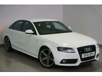 2011 White Audi A4 2.0TDI quattro Black Edition - P/X - FINANCE FROM £77 P/W for sale  Blackburn, Lancashire