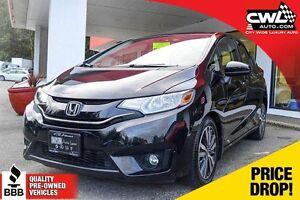 Honda FIT 5dr HB CVT EX 2016