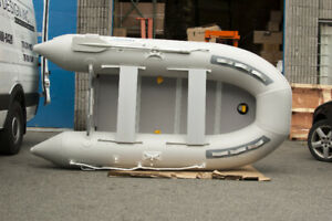Inflatable Boat 10ft  Fishing Boat  with Second layer under tube