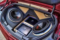 Car audio/video, electronics installations