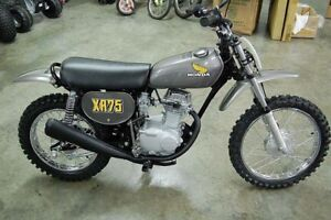 1974 xr75 Motor