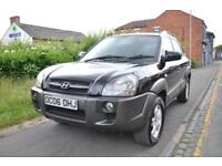 Hyundai Tucson 2.0 CRTD CDX 5dr ( heated leather seats)