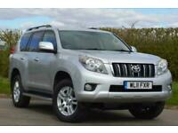 2011/11 Toyota Land Cruiser LC4 3.0D-4D Auto Diesel*FULL TOYOTA SERVICE HISTORY*