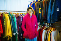 Canada's largest sale of vintage clothing!