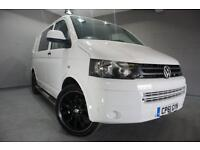 2011 VOLKSWAGEN TRANSPORTER T28 TDI LOVELY LOW MILES AND NICE UPGRADES PANEL VA