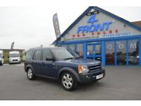 2005 LAND ROVER DISCOVERY 3 TDV6 HSE 2.7 DIESEL AUTO 7 SEATER 5 DOOR 4X4 4X4 DI