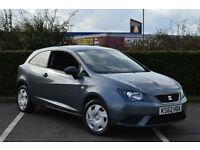 Seat Ibiza 1.2 12v ( 70ps ) SportCoupe ( a/c ) 2013MY S