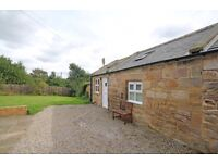 Meg Cottage in the rural village of Chatton - Northumberland