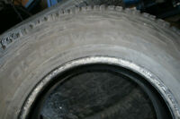 Copper Discovery AT3  265/70r/17 used Tires
