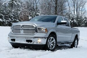 FINANCE DODGE RAM 3500 WINTER TIRES AND STEEL RIM PACKAGES!!!!! Kawartha Lakes Peterborough Area image 1
