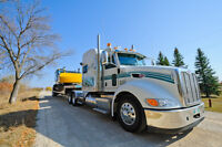 Company Driver: Flat Deck, CAN/US, Long & Short Haul