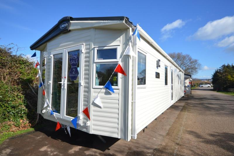 New Static Caravan Holiday Hire At Golden Sands Rhyl