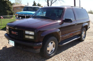 GMC truck excellent condition a lot of money put into it NICE