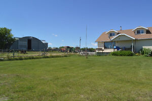 160 acre Ranch with furnished home Moose Jaw Regina Area image 2