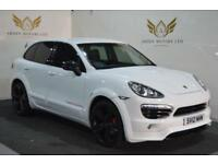 Porsche Cayenne 3.0TD FULL MERDAD CONVERSION