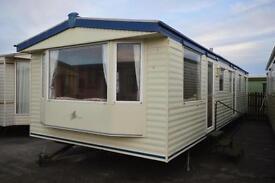 Static Caravan Dymchurch Kent 3 Bedrooms 8 Berth Atlas Moonstone 2003 New Beach